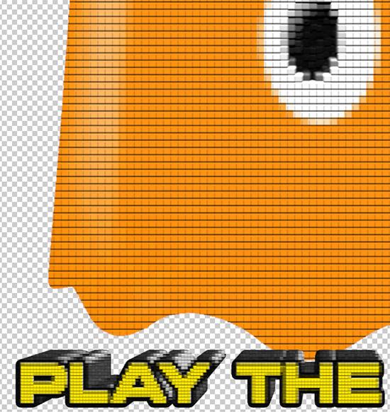 3d-pixel-ghost
