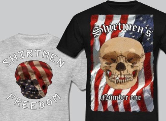 shirtmen-nr-one-freedom