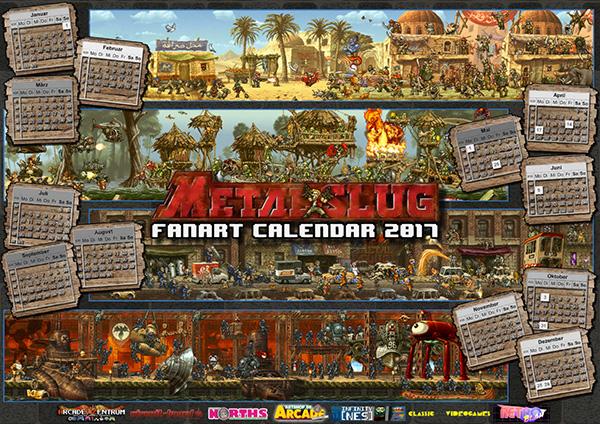 metalslug-fanart-calendar-2017